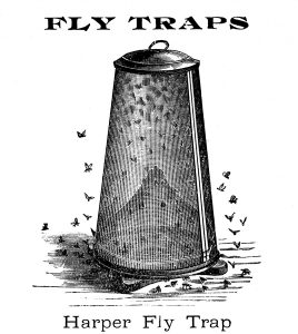 fly+trap+vintage+image+graphicsfairy2